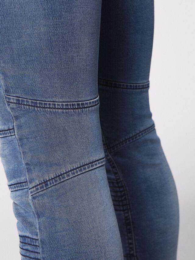 BAKARI JOGGJEANS 0688Y, Blue Jeans