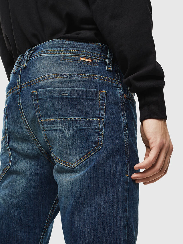Diesel Thommer 084BU, Dark Blue - Jeans - Image 4