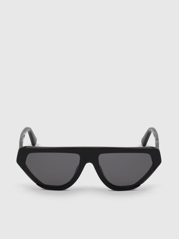 DL0322, Black - Sunglasses