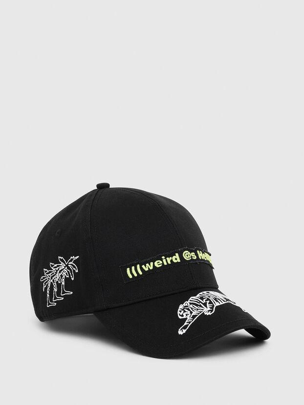COTIGRE, Black - Caps