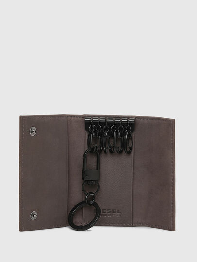 Diesel - KEYCASE P, Dark grey - Bijoux and Gadgets - Image 3