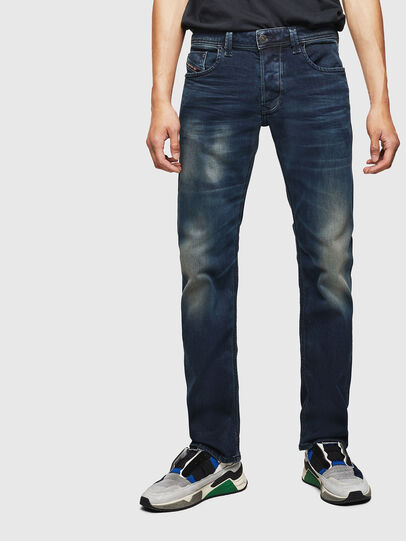 Diesel - Larkee 084AU, Dark Blue - Jeans - Image 1