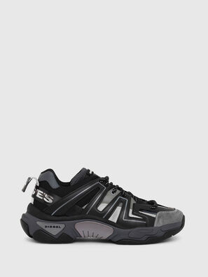 S-KIPPER LOW TREK, Black - Sneakers