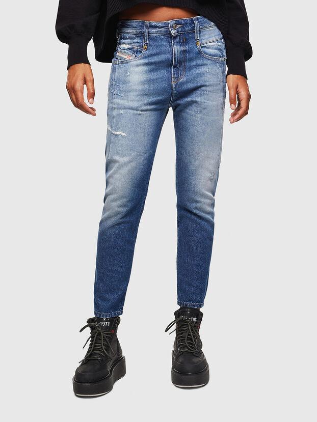 Fayza 0097B, Medium blue - Jeans