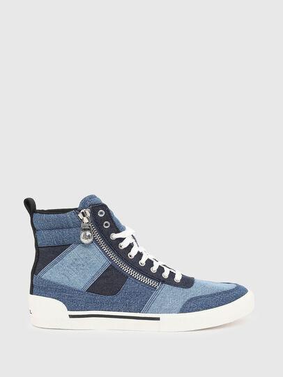 Diesel - S-DVELOWS MID CUT, Blue - Sneakers - Image 1