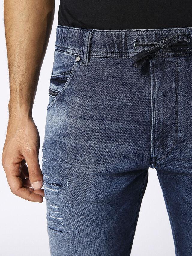 KROOLEY R JOGGJEANS 084PE, Blue jeans