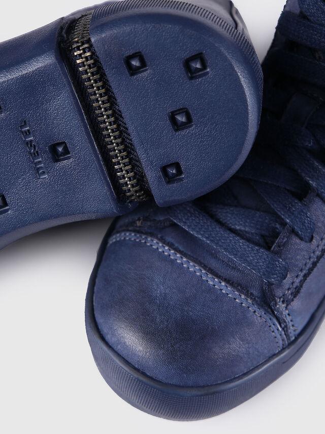 KIDS SN MID 24 NETISH YO, Navy Blue - Footwear - Image 4