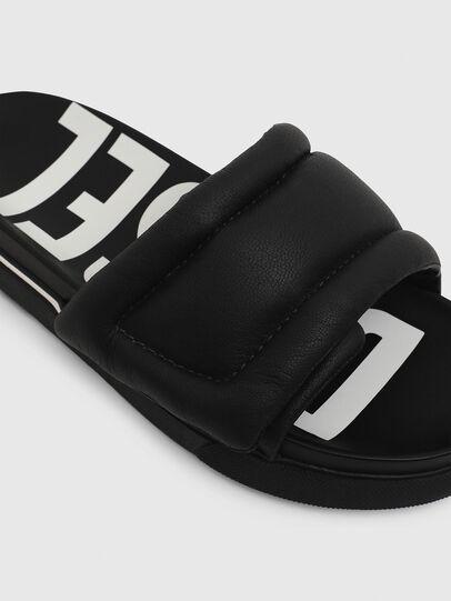 Diesel - SA-GRAND VS, Black - Sandals - Image 4