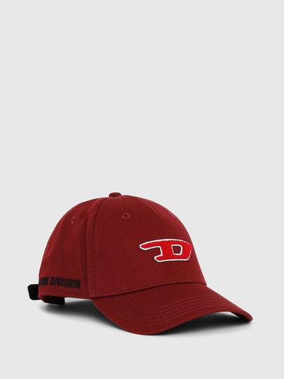 Diesel - C-DIGRA, Red - Caps - Image 1