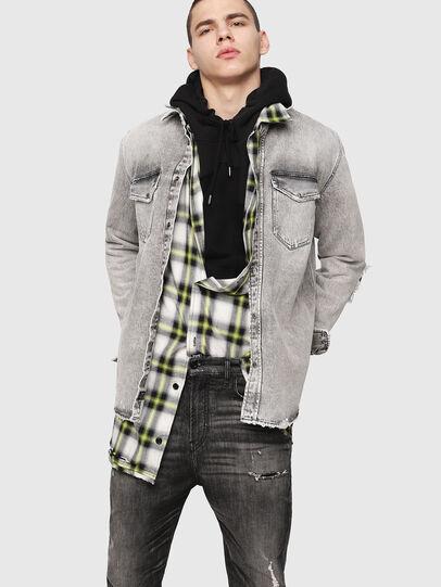 Diesel - D-Vider JoggJeans 0077S,  - Jeans - Image 5