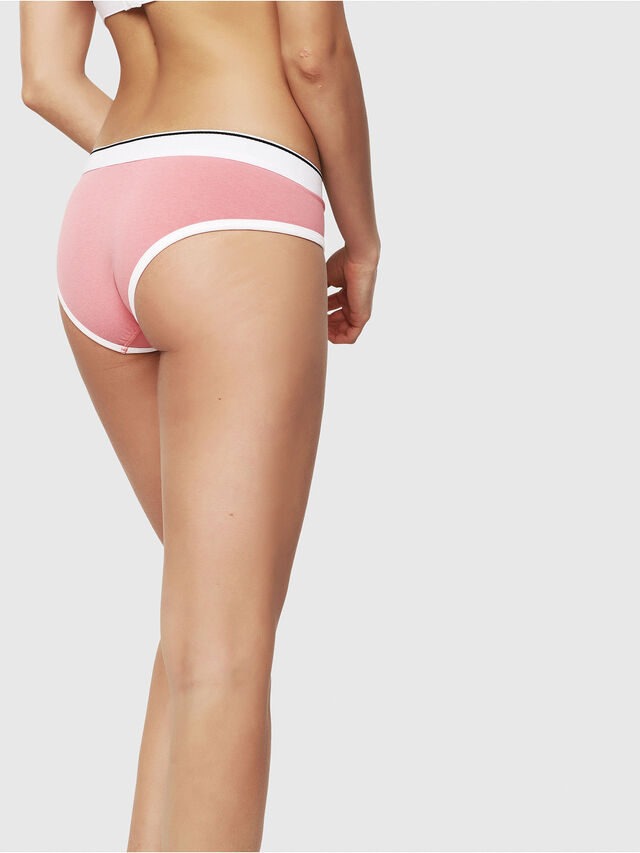 Diesel - UFPN-OXY-THREEPACK, Pink/White - Panties - Image 4
