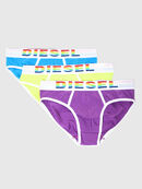 UMBR-ANDRETHREEPACK, Multicolor/White - Briefs