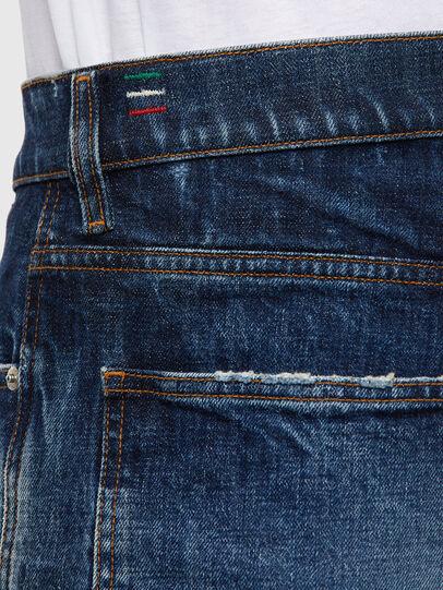 Diesel - D-Macs 0079P, Dark Blue - Jeans - Image 5