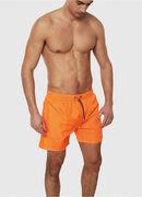 BMBX-WAVE 2.017, Orange Fluo - Swim shorts