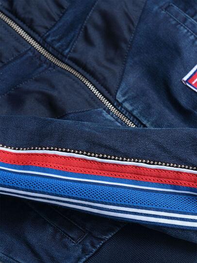 Diesel - JPHIN JOGGJEANS, Dark Blue - Jackets - Image 3