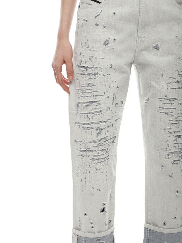 Diesel - TYPE-1815, White - Jeans - Image 4
