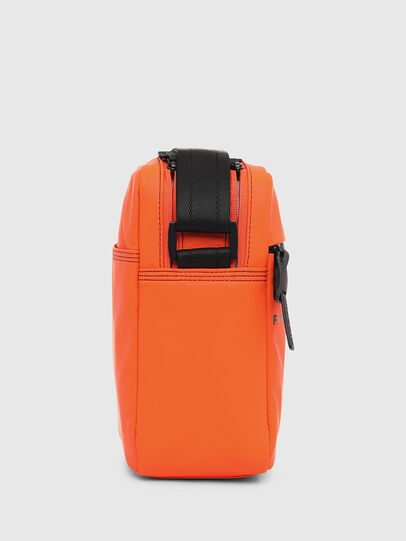 Diesel - DOUBLECROSS, Orange - Crossbody Bags - Image 3