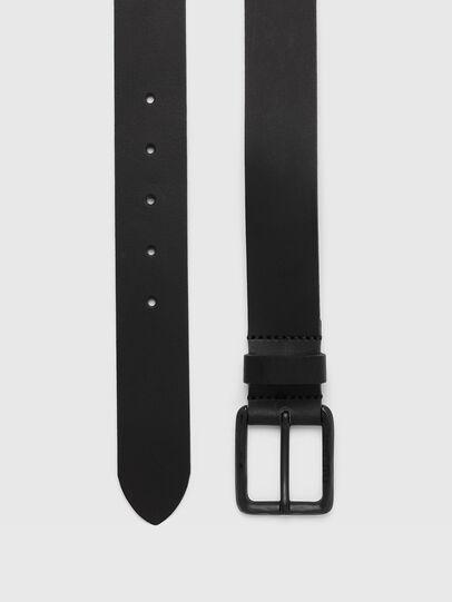 Diesel - B-DSL, Black - Belts - Image 3