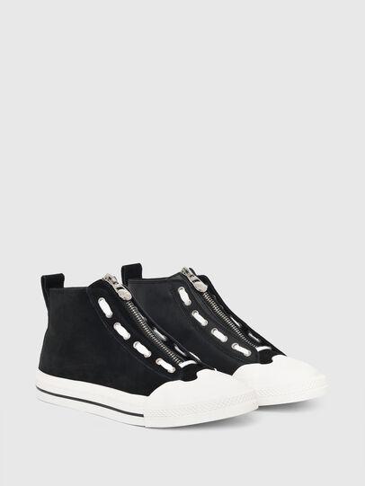 Diesel - S-ASTICO MZIP, Black - Sneakers - Image 2