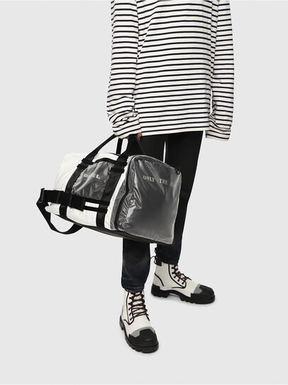 Diesel - M-CAGE DUFFLE M,  - Travel Bags - Image 6