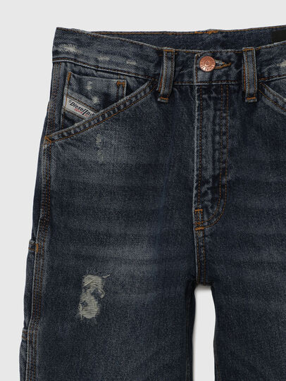 Diesel - D-FRANKY-J, Dark Blue - Jeans - Image 3