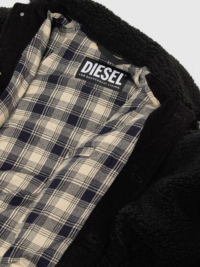 Diesel - W-GARY, Black - Winter Jackets - Image 8