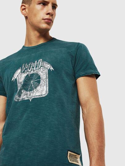 Diesel - T-DIEGO-CUT-AC,  - T-Shirts - Image 4