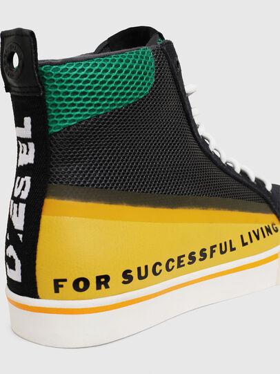 Diesel - S-DVELOWS MID, Multicolor/Black - Sneakers - Image 4