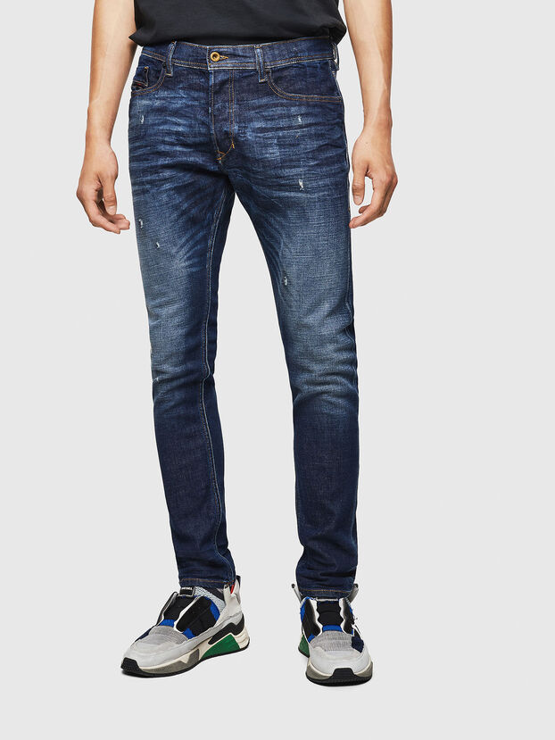 Tepphar 087AT, Dark Blue - Jeans