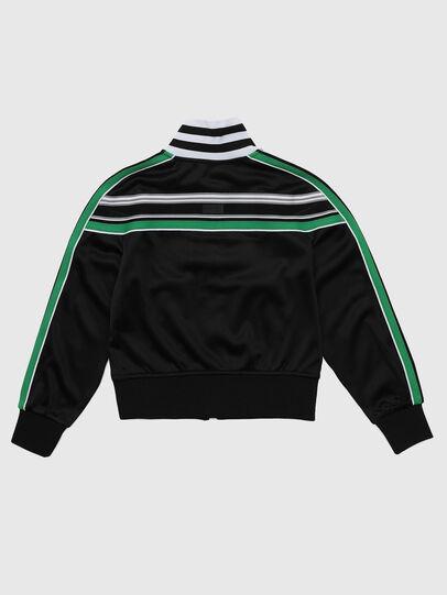 Diesel - SLIDIUSG, Black - Sweaters - Image 2
