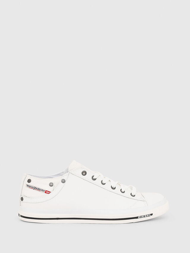 Diesel - EXPOSURE LOW I, White - Sneakers - Image 1