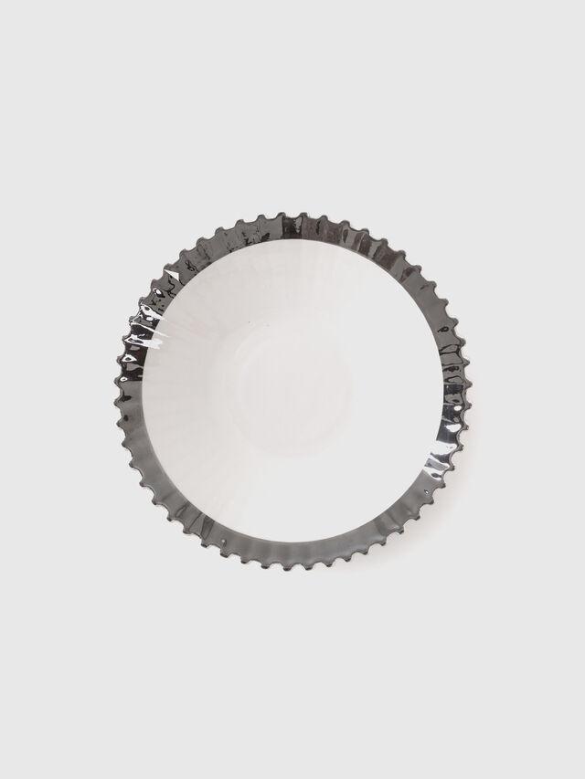 Living 10989SIL MACHINE, White - Plates - Image 1