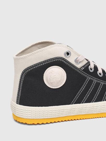 Diesel - S-YUK MC, Black/Yellow - Sneakers - Image 6