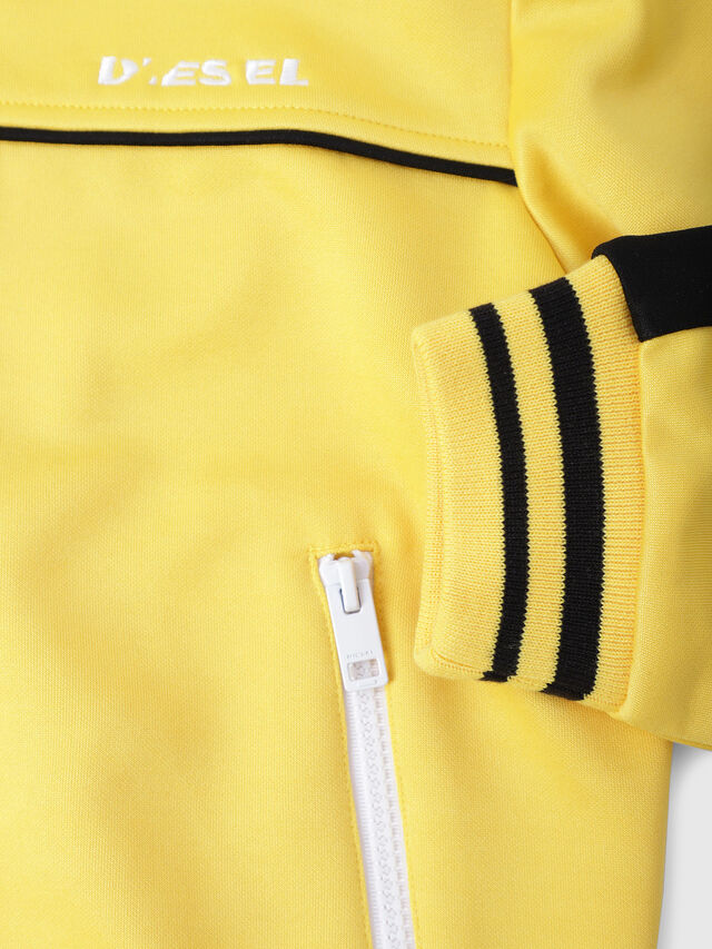 Diesel - SROOTS, Yellow - Sweaters - Image 3