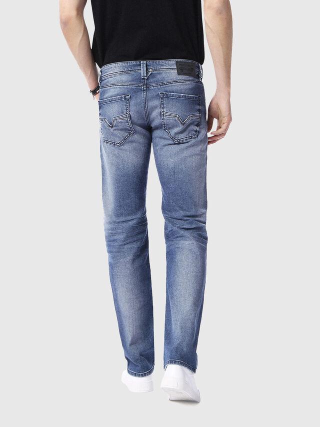 Diesel - Larkee 0853P, Light Blue - Jeans - Image 2