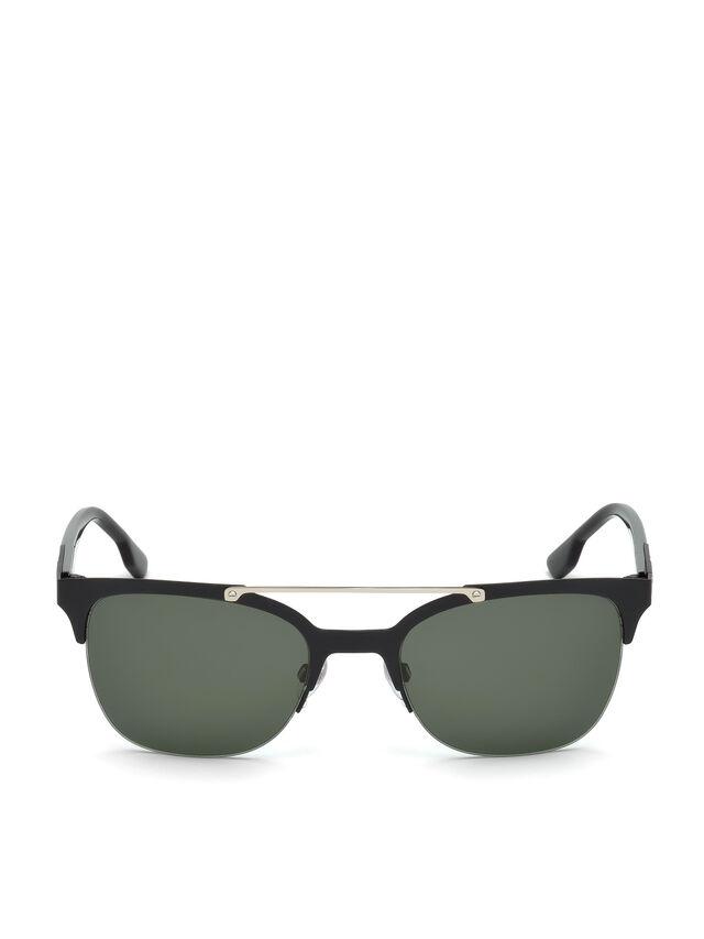 Diesel DL0215, Black - Eyewear - Image 1