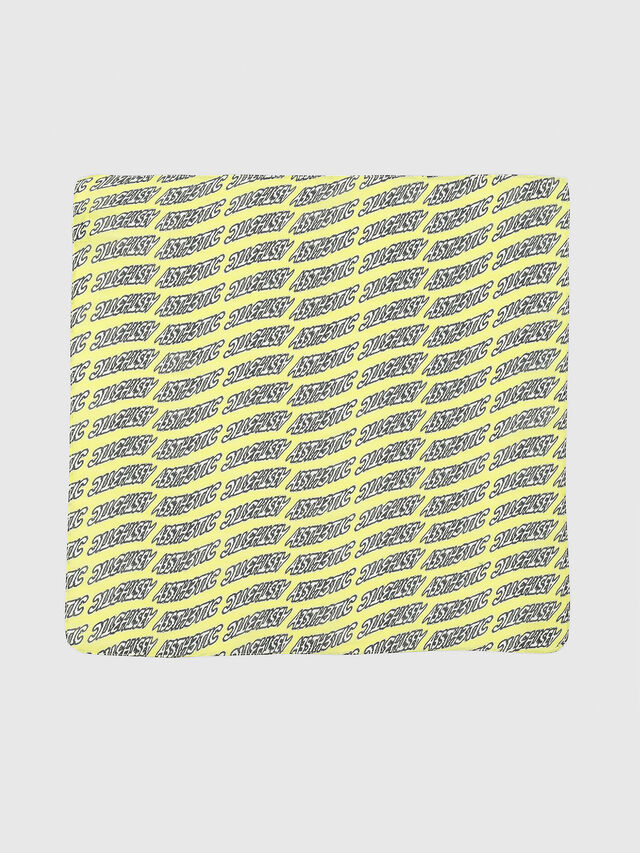 Diesel - S-AESTHE, Yellow - Scarf - Image 1