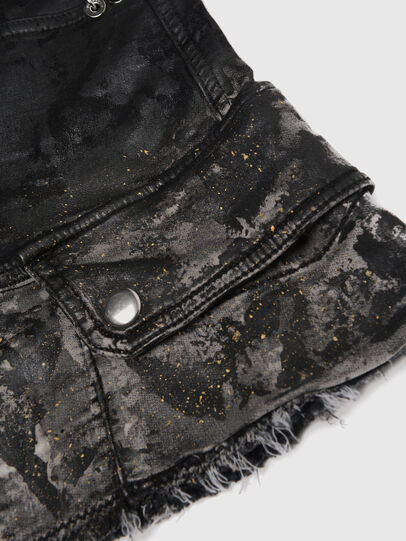 Diesel - GAMATA JOGGJEANS, Black - Skirts - Image 3