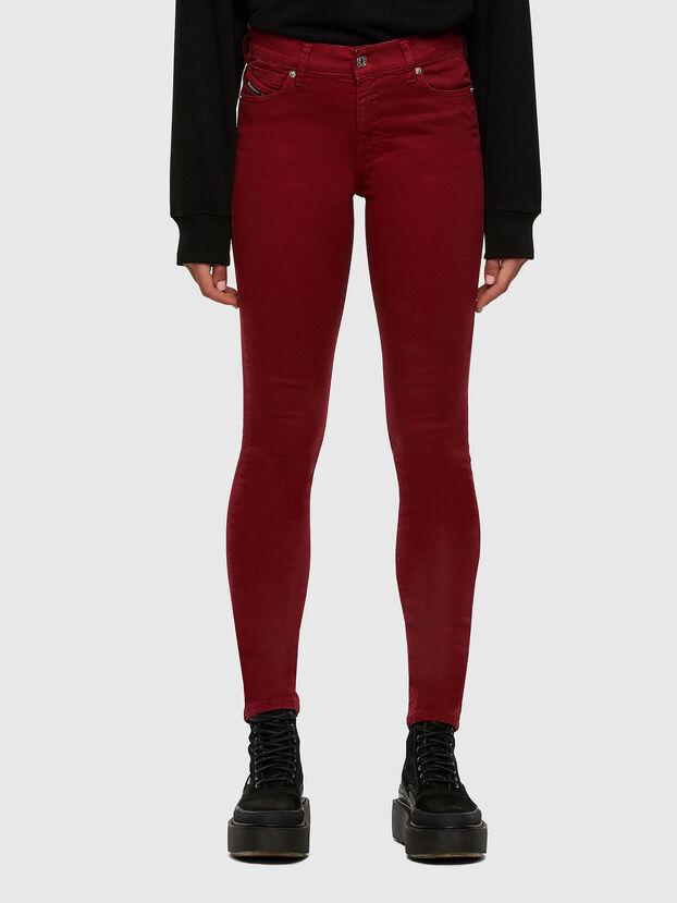 D-Roisin 0096H, Red - Jeans