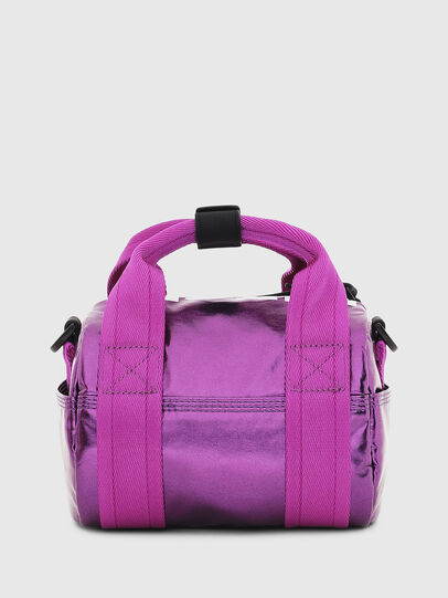Diesel - F-BOLD MINI, Lilac - Satchels and Handbags - Image 2