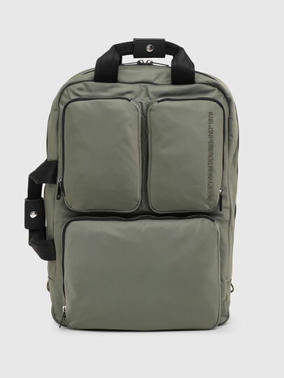 Diesel - TROPHY, Green - Backpacks - Image 1