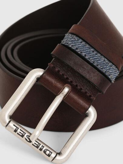 Diesel - B-DENOOP, Brown - Belts - Image 2