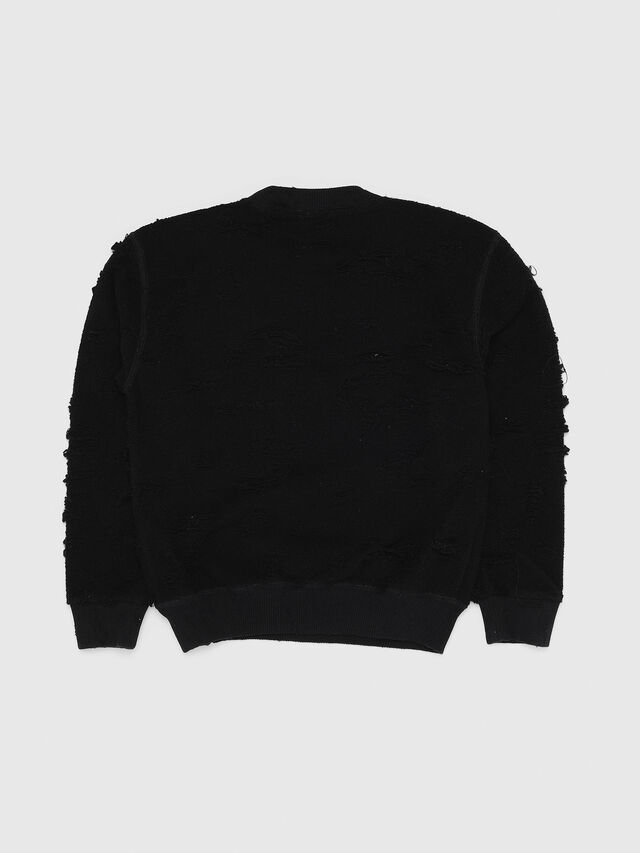 Diesel - SFELIPA, Black - Sweaters - Image 2
