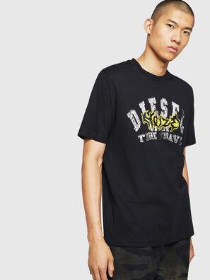 T-JUST-B25, Black - T-Shirts