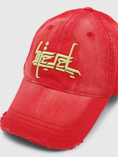 Diesel - COTRAI, Red - Caps - Image 3