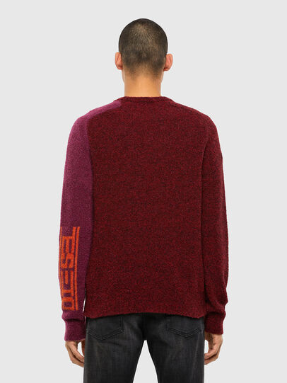 Diesel - K-BART, Brown - Knitwear - Image 2