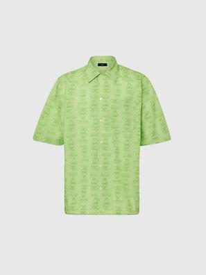 S-ROHAD-C, Green Fluo - Shirts