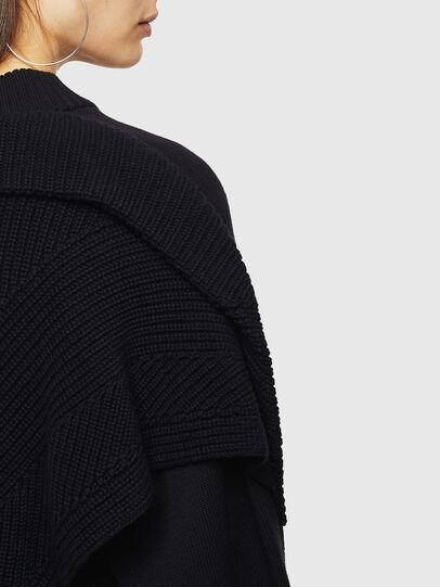 Diesel - M-TESY, Black - Knitwear - Image 3