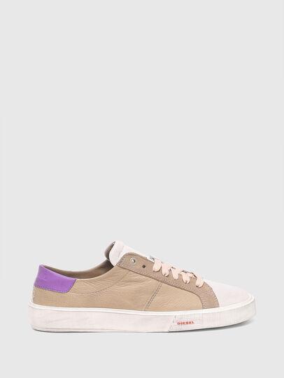 Diesel - S-MYDORI LC W, Beige - Sneakers - Image 1