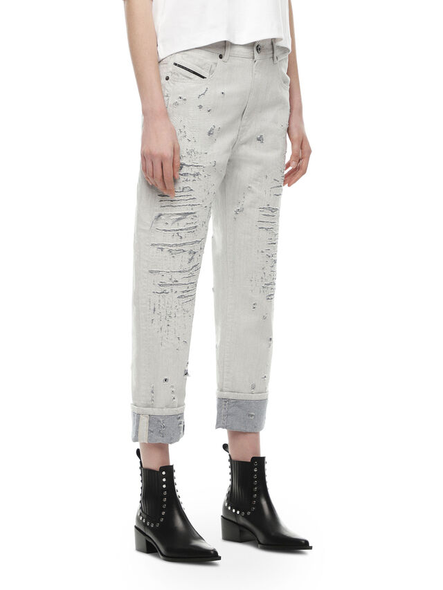 Diesel - TYPE-1815, White - Jeans - Image 3